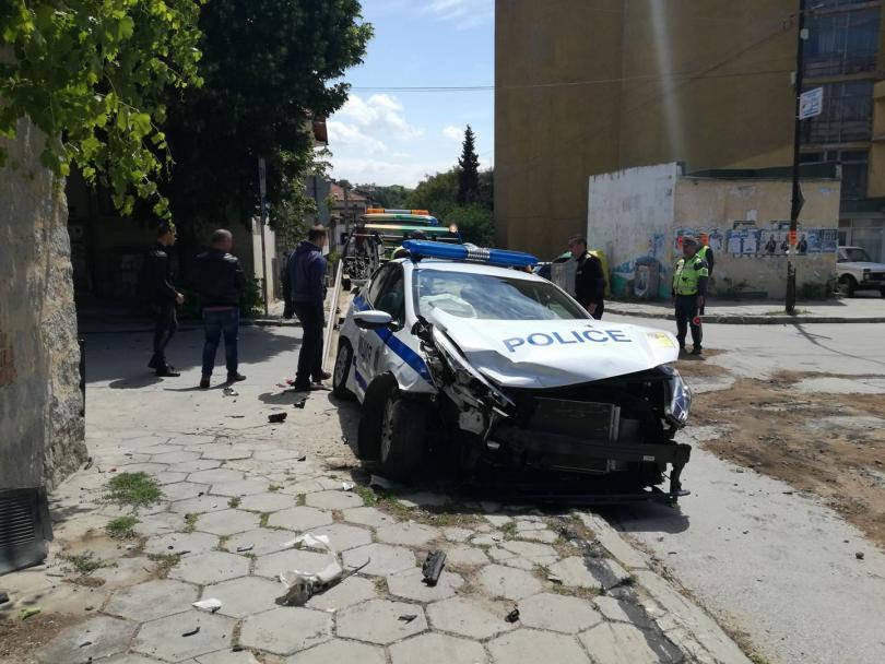 снимка 1 По 18 катастрофи стават всеки ден в България