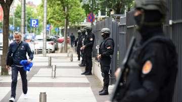 Произнесоха присъдите на 13 души за опит за преврат в Черна гора