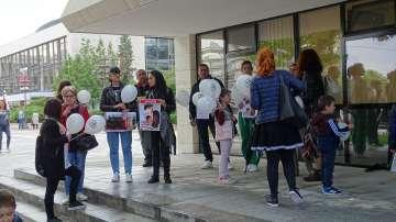 Протести срещу промени в законодателството за детето