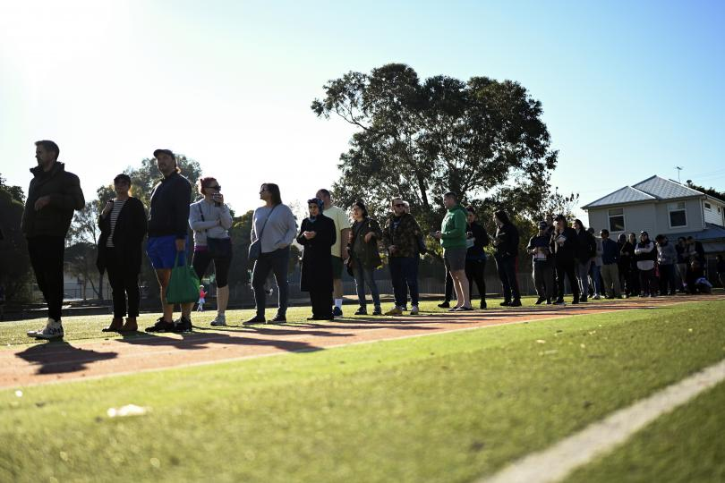 опозицията печели изборите австралия