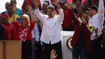 Мадуро предложи предсрочни избори във Венецуела
