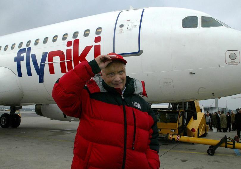 снимка 6 Почина легендата от Формула 1 Ники Лауда