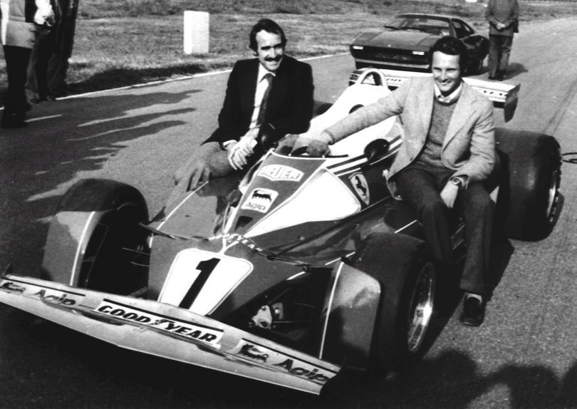 снимка 2 Почина легендата от Формула 1 Ники Лауда