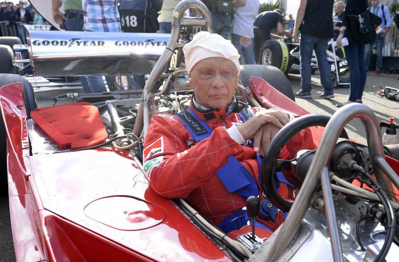 снимка 7 Почина легендата от Формула 1 Ники Лауда