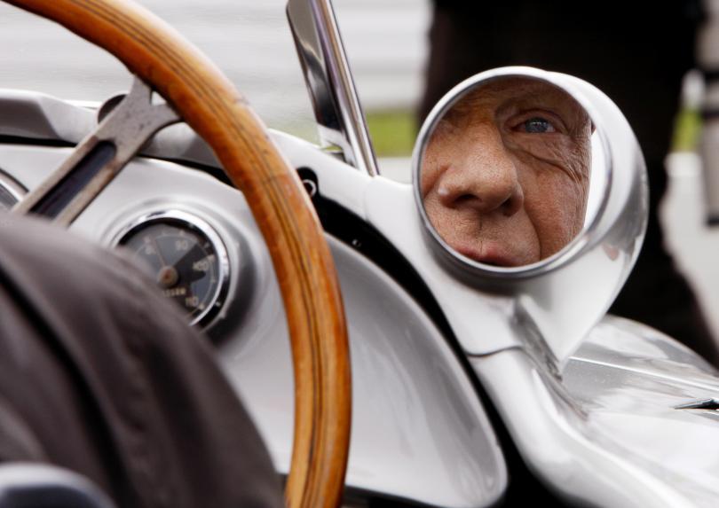 снимка 8 Почина легендата от Формула 1 Ники Лауда
