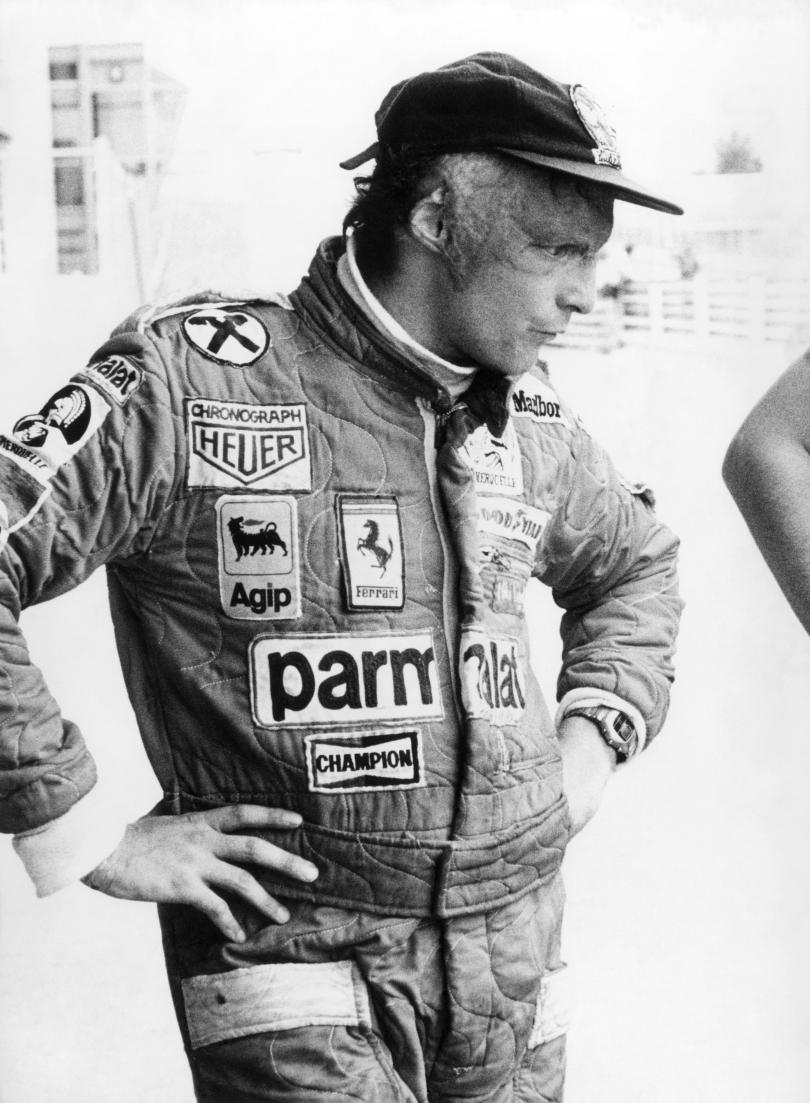 снимка 3 Почина легендата от Формула 1 Ники Лауда