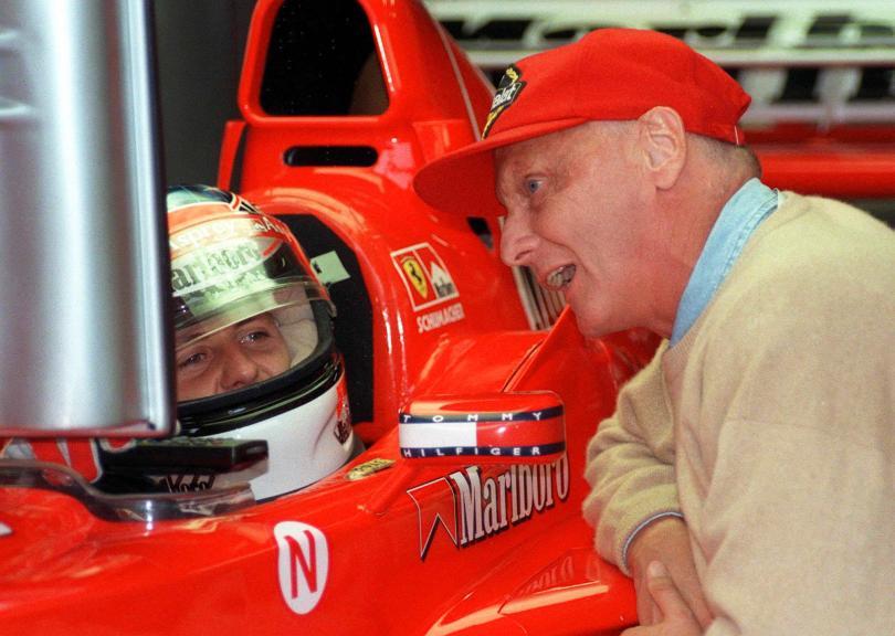 Австрия ще отдаде последна почит на легендарния състезател от Формула