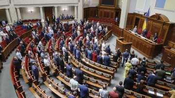 Украинският парламент гласува принудителна кастрация за педофили