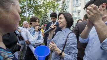 Избраха Мая Санду за премиер на Молдова