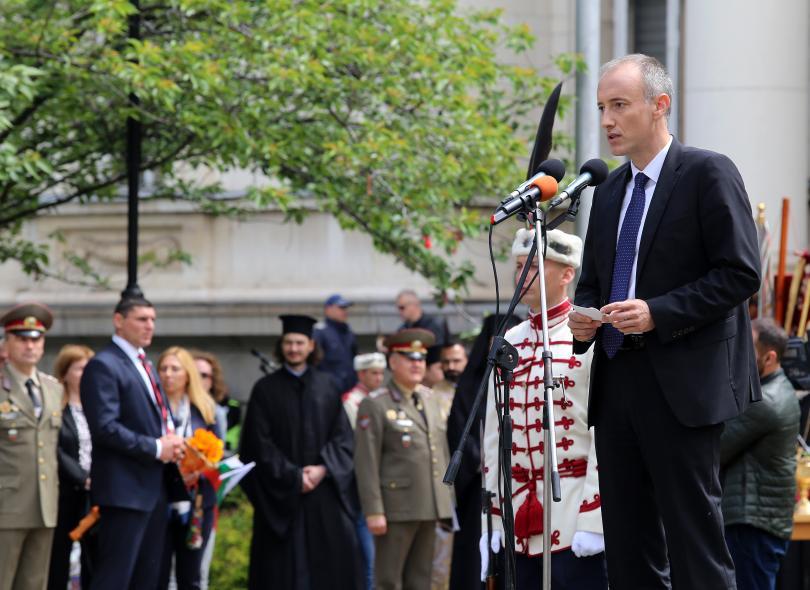 снимка 2 България празнува деня на Светите братя Кирил и Методий