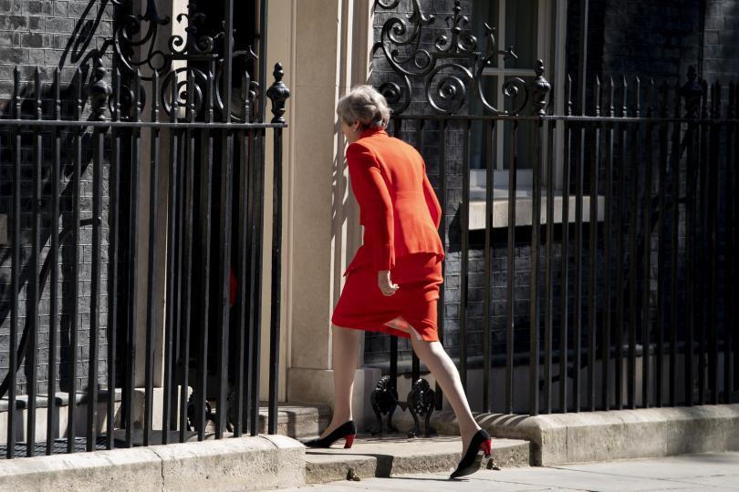 Управляващите във Великобритания консерватори обявиха, че наследникът на Тереза Мей