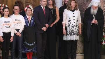 Президентът Радев и съпругата му са домакини на традиционния прием за 24 май