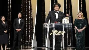 Бон Джун-хо спечели Златната палма на фестивала в Кан