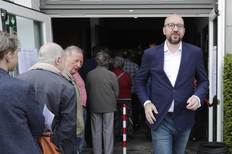 В шест секции гласуват българите в Белгия днес. В страната