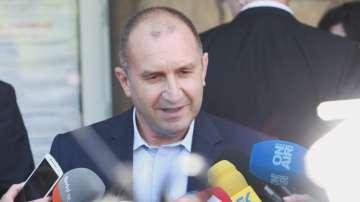 Румен Радев: Резултатите от изборите не опрощават политически грехове