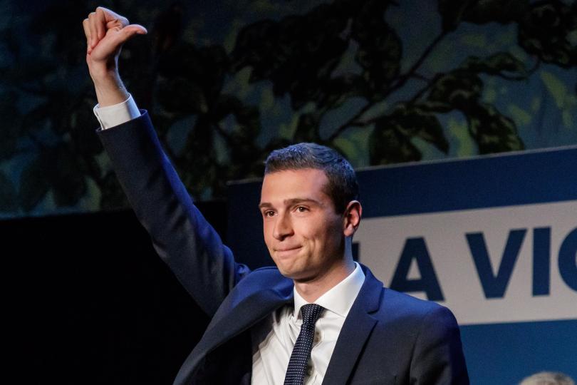 снимка 1 Крайнодесните спечелиха европейските избори във Франция