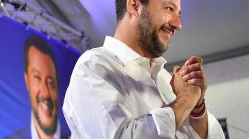 Евроскептичната партия на Матео Салвини спечели евроизборите в Италия