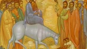 Вход Господен в Йерусалим - Цветница