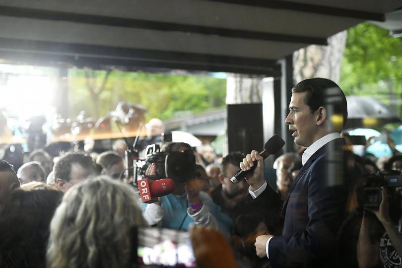 снимка 1 Кой ще е следващият канцлер на Австрия