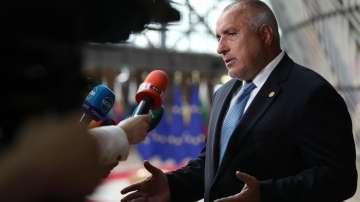 Борисов се закани на организации на ГЕРБ заради слабо представяне на 26 май