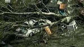 Поредица от торнада в САЩ