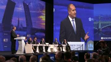 Президентът Румен Радев призова за глобален консенсус срещу корупцията
