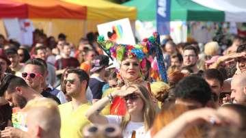 Дванадесетият София прайд се провежда под мото Не давай власт на омразата