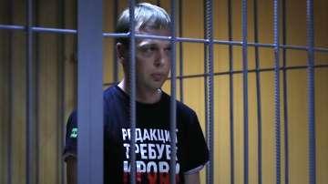 Прекратяват разследването срещу журналиста Иван Голунов