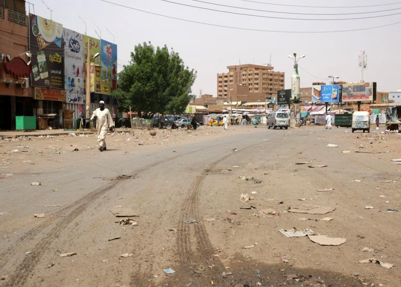жертви судан опит потушаване гражданското непокорство