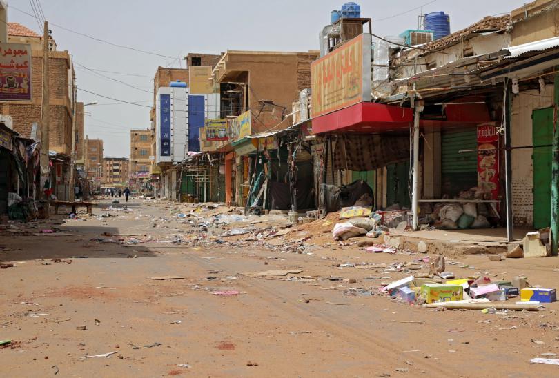 снимка 1 Още жертви в Судан при опит за потушаване на гражданското непокорство