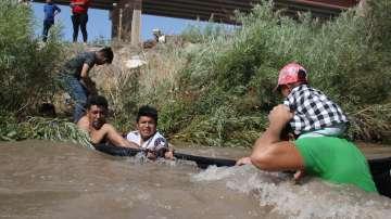 Мексико има само 45 дни да подобри контрола по границата със САЩ