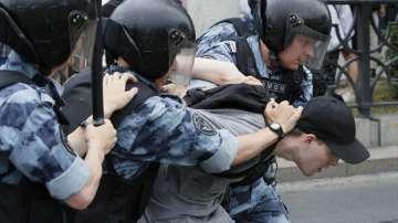 Алексей Навални беше освободен от ареста