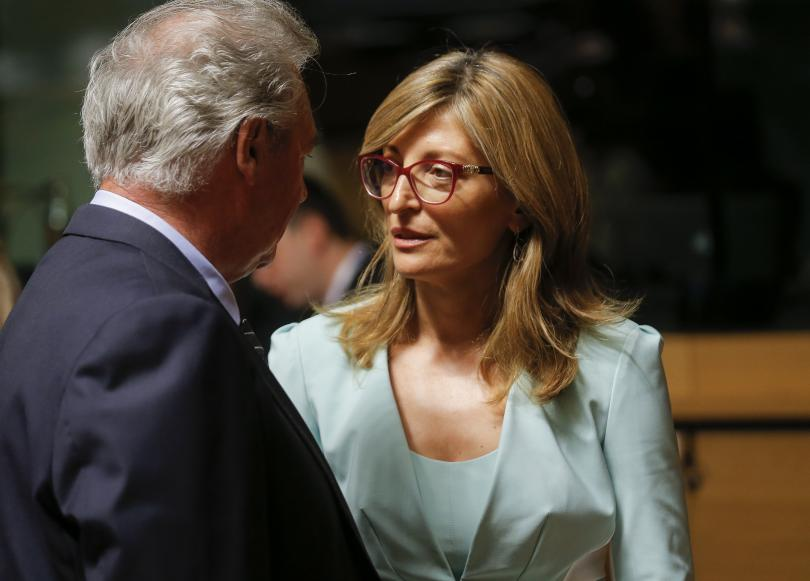 Върховният представител на ЕС по външната политика и сигурността Федерика