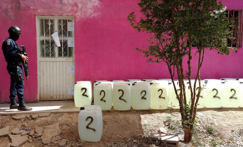 Производството на кокаин в света е достигнало най-високото си ниво