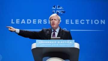 Борис Джонсън бе замесен в битов скандал