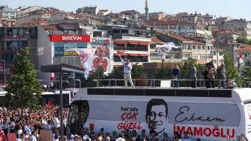 Днес е ден за размисъл преди местните избори в Истанбул