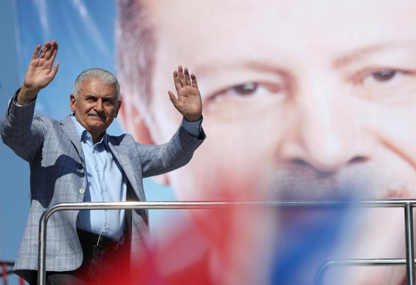 снимка 1 Днес е ден за размисъл преди местните избори в Истанбул