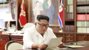 Ким Чен-ун получи писмо от Доналд Тръмп