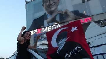 Новият кмет на Истанбул е Екрем Имамоглу