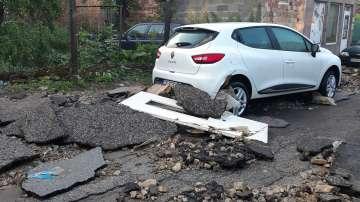 Бедствено положение е обявено в Котел