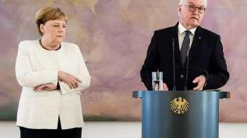 Ангела Меркел получи втори треморен пристъп