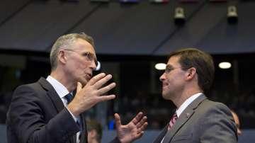 НАТО загрижена от действията на Иран в Персийския залив