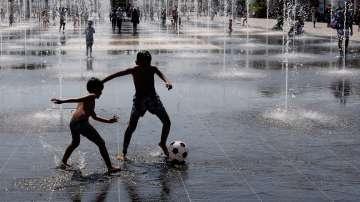 Най-горещият юни в историята застраши Европа от замърсяване