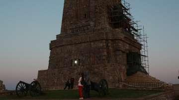 Ремонтът на паметника на връх Шипка ще приключи предсрочно