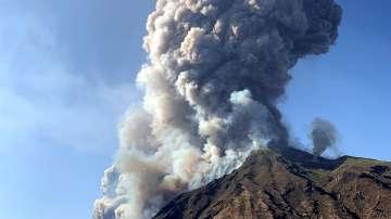 Вулкан в Италия уби турист