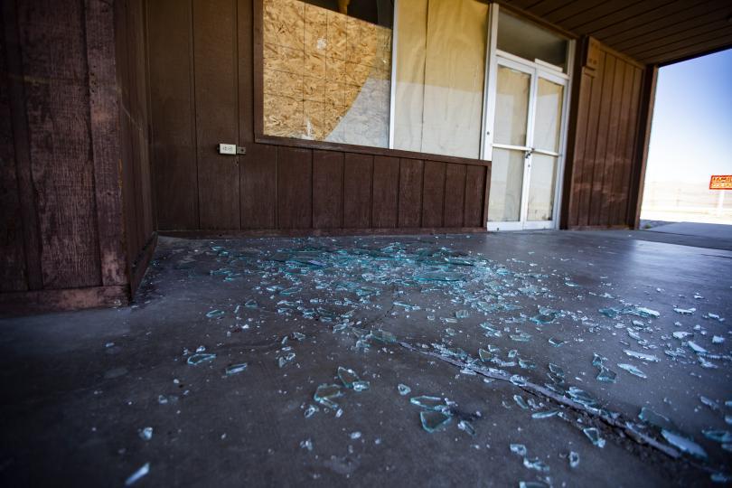 снимка 5 Силното земетресение в Калифорния не взе жертви (Снимки)