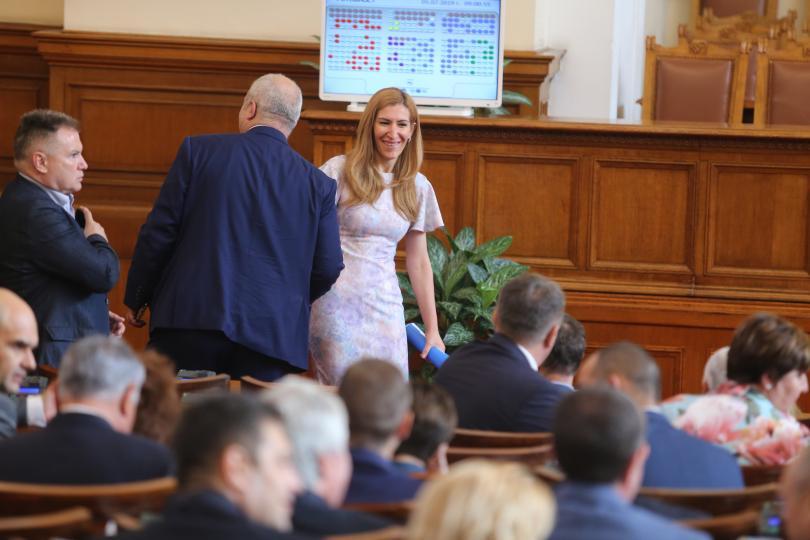 снимка 1 БСП се разграничи от мнението на Станишев за Бойко Борисов