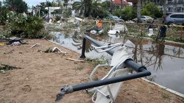 Извънредно положение е въведено след смъртоносната буря на Халкидики