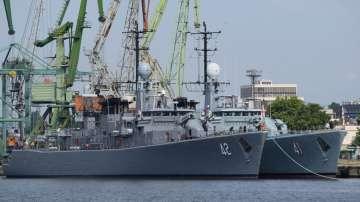 Във Варна празнуват 140 години от създаването на ВМС