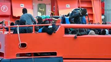 Над 140 мигранти са спасени за ден край бреговете на Испания